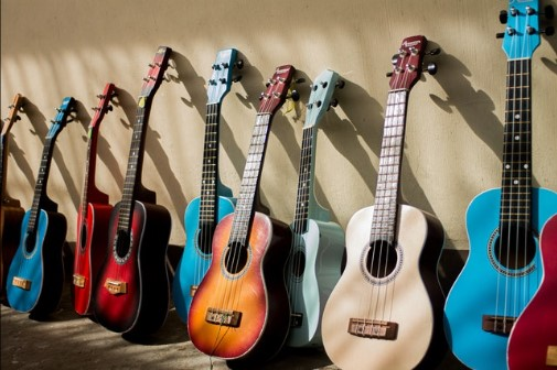 Entretenir une guitare